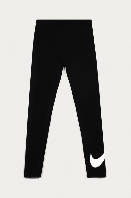 černá Nike Kids - Dětské legíny 122-166 cm Dívčí