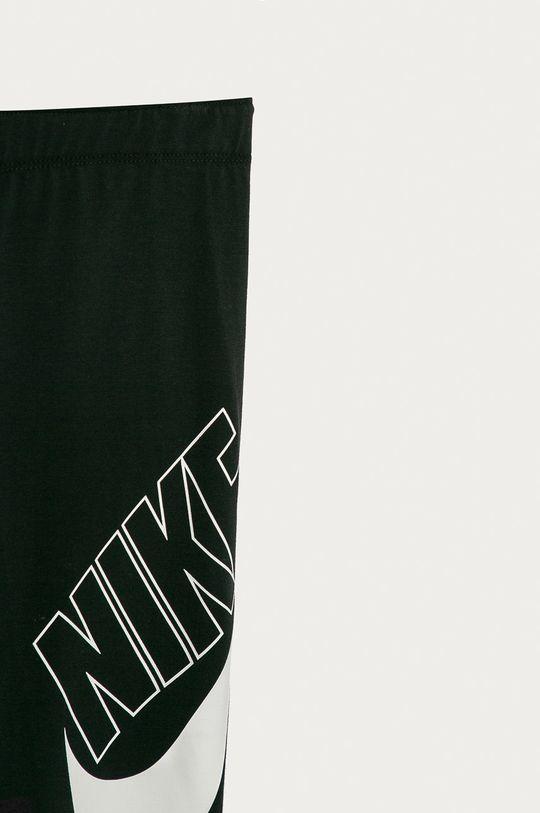 Nike Kids - Legginsy dziecięce 122-166 cm 92 % Bawełna, 8 % Elastan