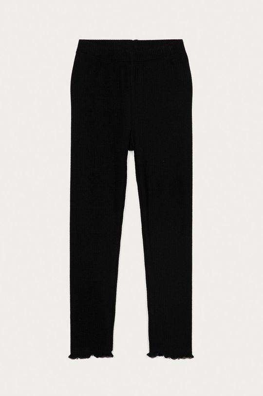 czarny GAP - Legginsy dziecięce 104-176 cm Dziewczęcy