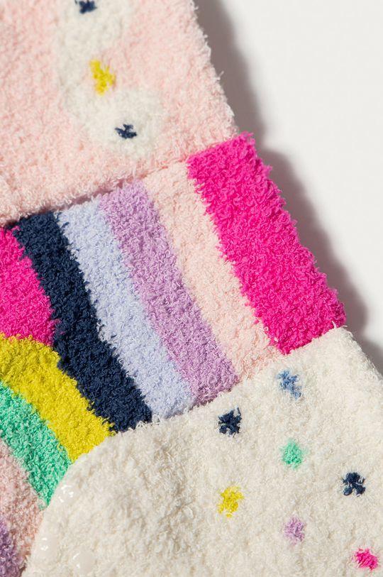 GAP - Detské ponožky (3-pak) ružová