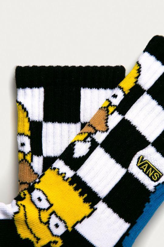 Vans - Detské ponožky x The Simpsons čierna