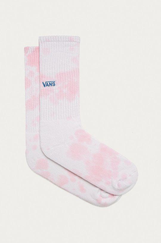 pastelově růžová Vans - Ponožky Pánský