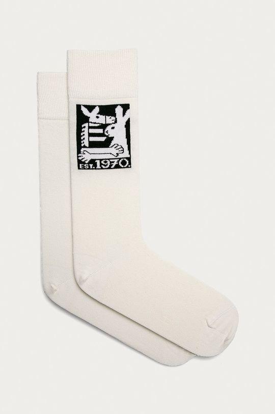 biela Paul Smith - Ponožky Pánsky