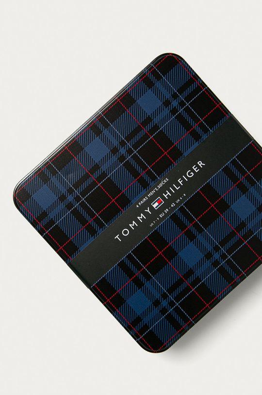 Tommy Hilfiger - Ponožky (4-pak) viacfarebná
