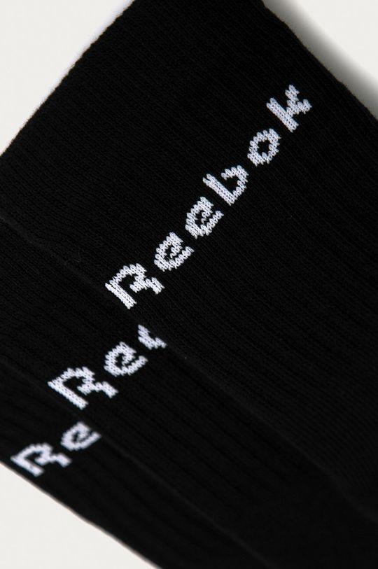 Reebok - Skarpetki (3-pack) czarny