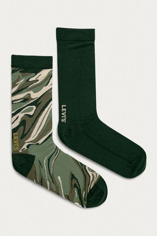 verde Levi's - Sosete (2-pack) De bărbați