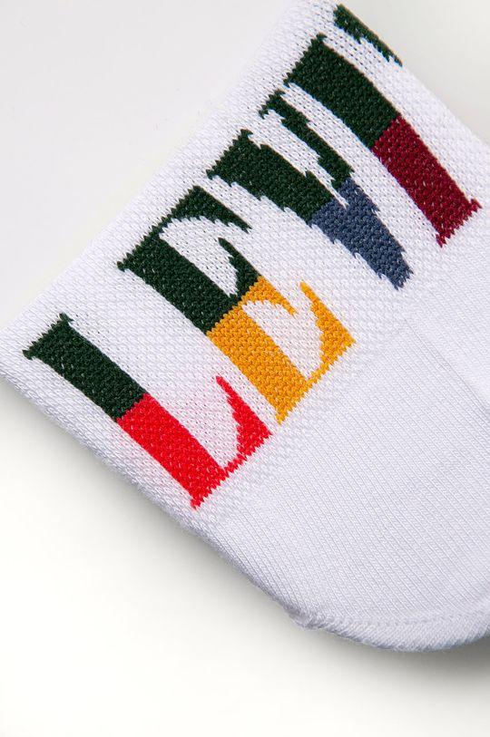 Levi's - Ponožky (2-pak) biela