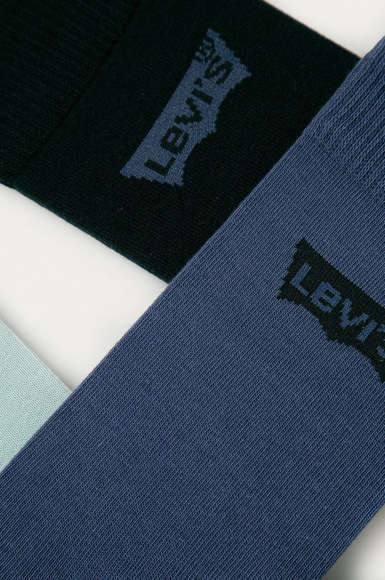 Levi's - Sosete (3-pack) multicolor