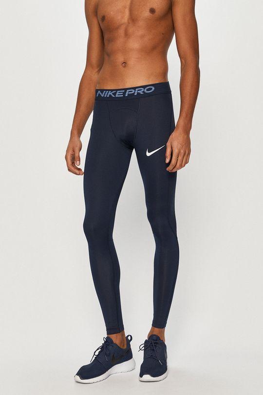 námořnická modř Nike - Legíny Pánský