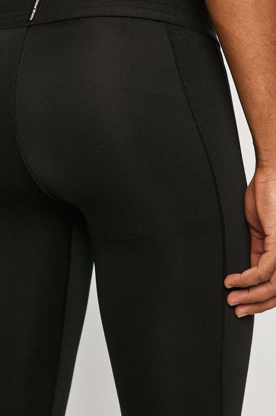 czarny Nike - Legginsy