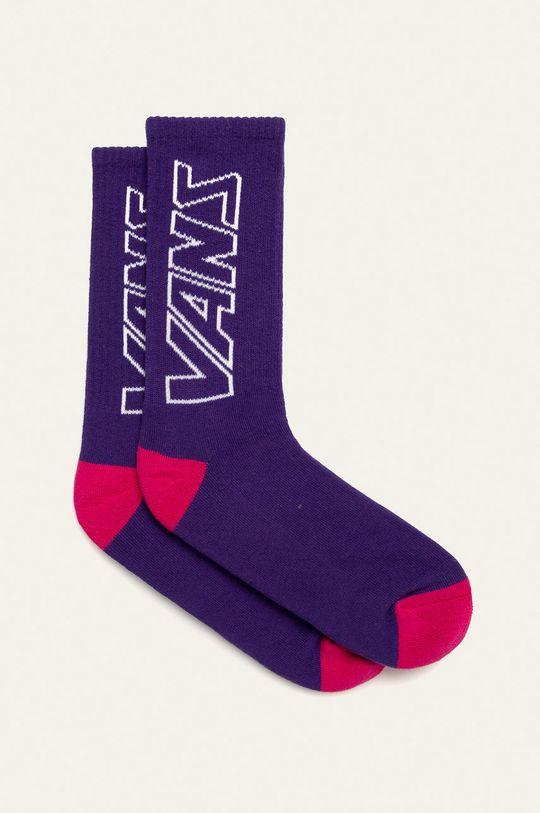 fialová Vans - Ponožky Pánský