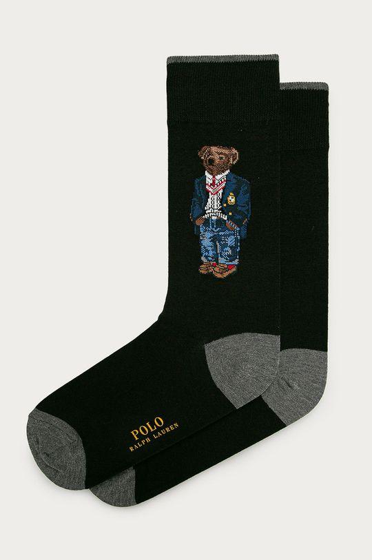 Polo Ralph Lauren - Ponožky černá