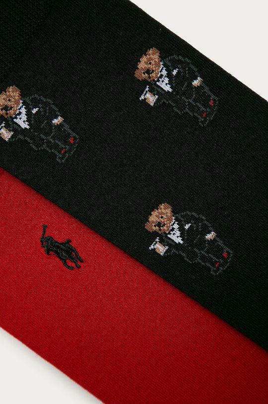 Polo Ralph Lauren - Ponožky (2-pack) vícebarevná