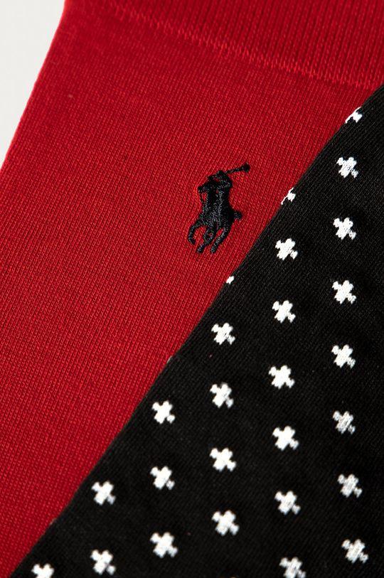 Polo Ralph Lauren - Ponožky (3-pak) viacfarebná