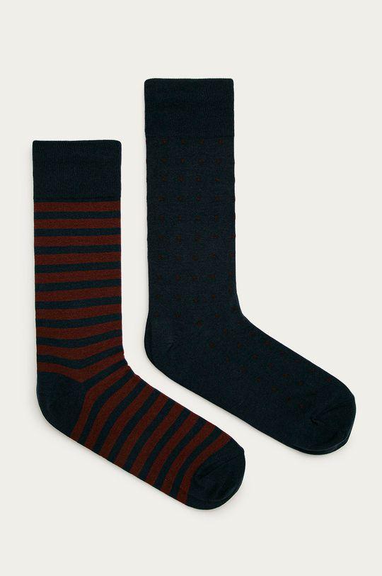 námořnická modř Polo Ralph Lauren - Ponožky (2-pack) Pánský