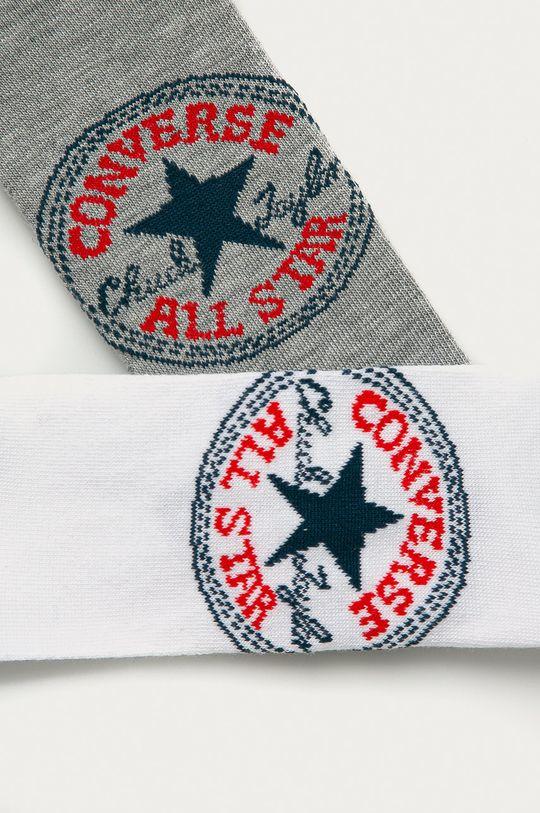 Converse - Kotníkové ponožky (3-pack) vícebarevná