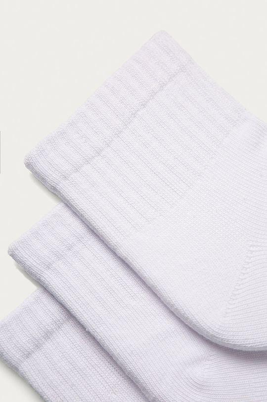 Brave Soul - Ponožky (5-pak) biela