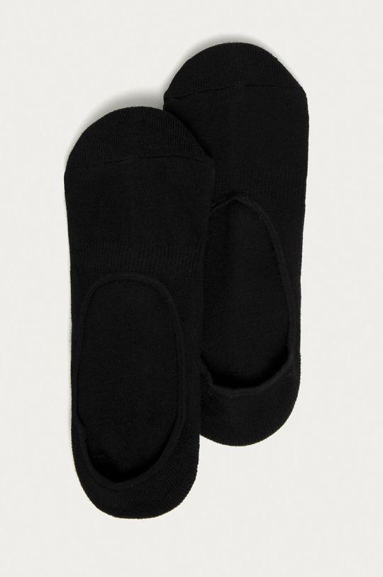 čierna GAP - Členkové ponožky (2-pak) Pánsky