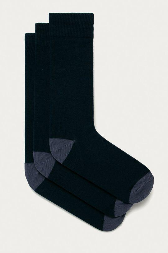 tmavomodrá GAP - Ponožky (3-pak) Pánsky