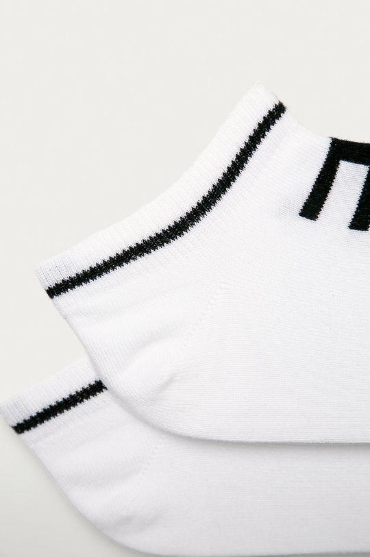 Hugo - Stopki (2-pack) biały