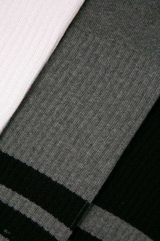 AllSaints - Ponožky (3-pack) černá