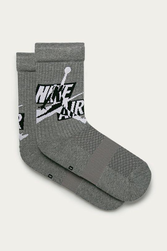 šedá Jordan - Ponožky Pánský