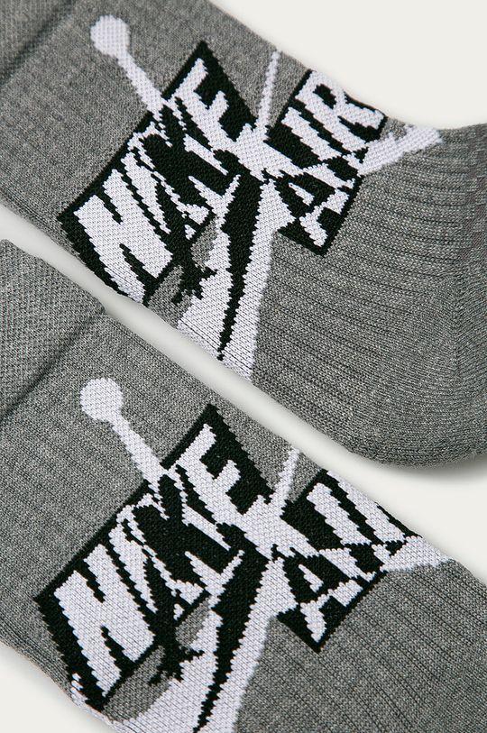 Jordan - Ponožky šedá