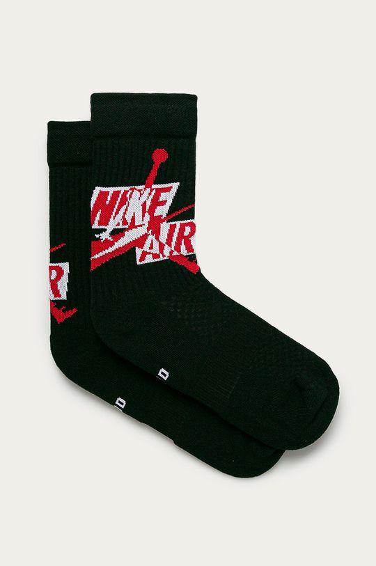 čierna Jordan - Ponožky Pánsky