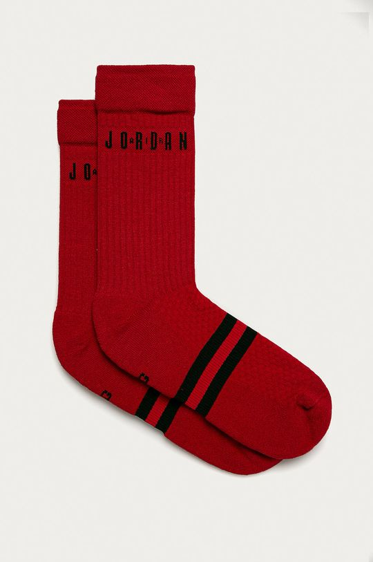 czerwony Jordan - Skarpetki Męski
