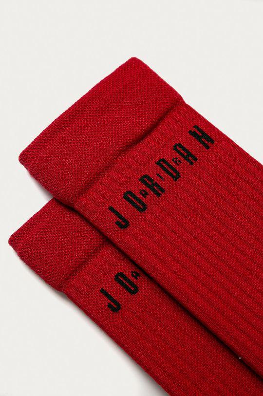 Jordan - Skarpetki czerwony