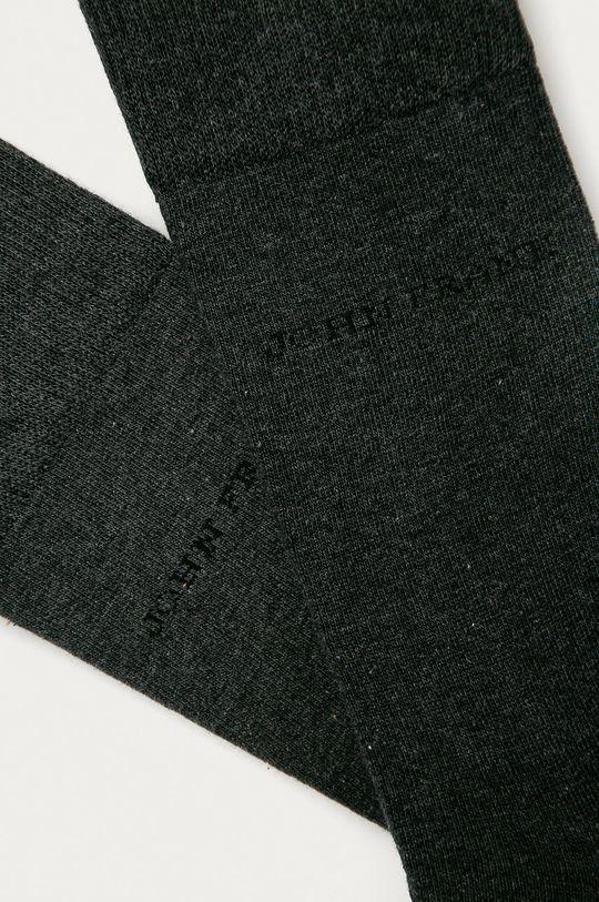 John Frank - Ponožky grafitová