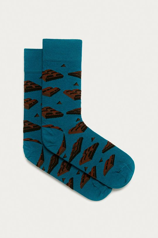 vícebarevná John Frank - Ponožky Pánský