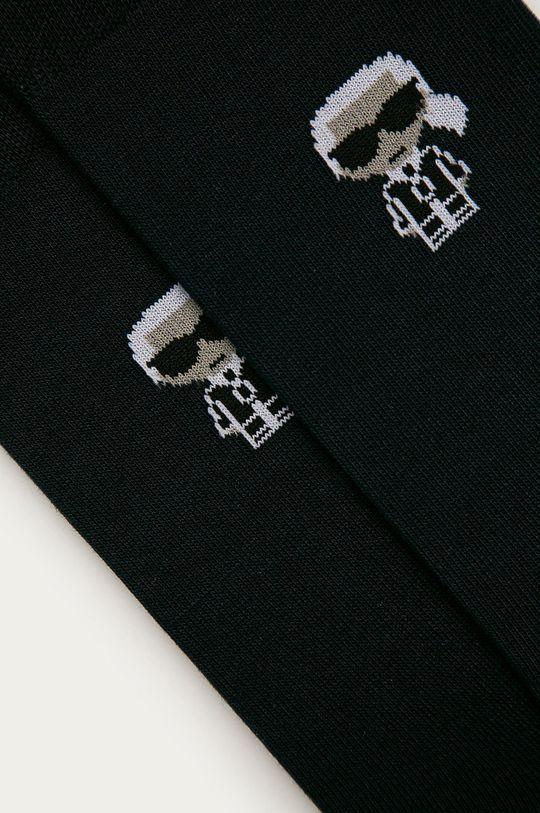 Karl Lagerfeld - Ponožky námořnická modř