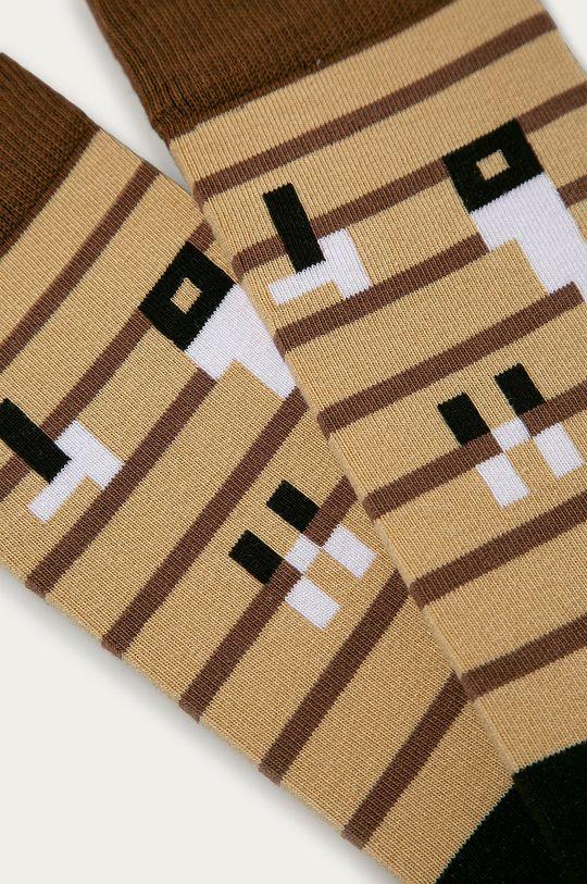 Happy Socks - Ponožky x Minecraft viacfarebná