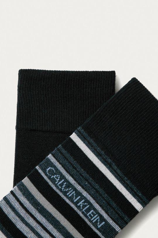 Calvin Klein - Ponožky (2-PACK) námořnická modř