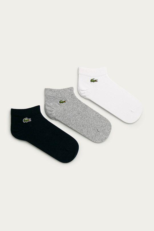 vícebarevná Lacoste - Ponožky (3-pack) Pánský