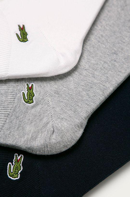 Lacoste - Ponožky (3-pack) vícebarevná