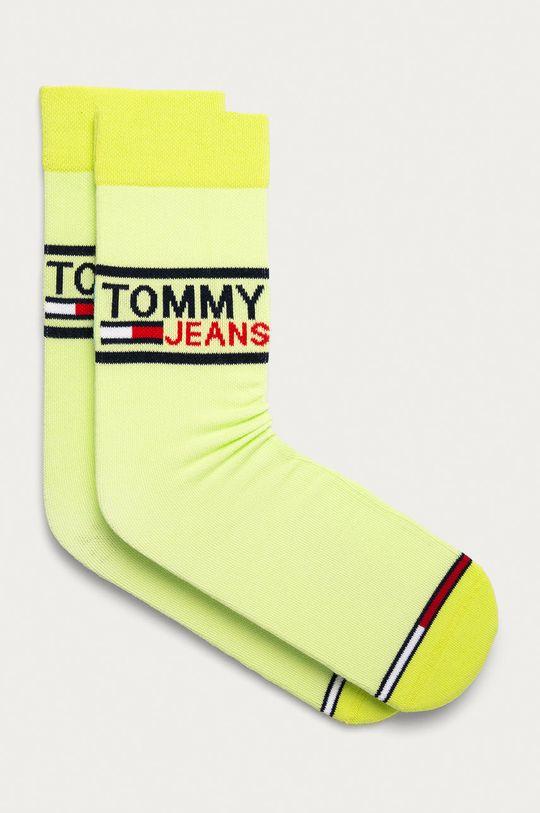 zelená Tommy Jeans - Ponožky (2-pack) Unisex