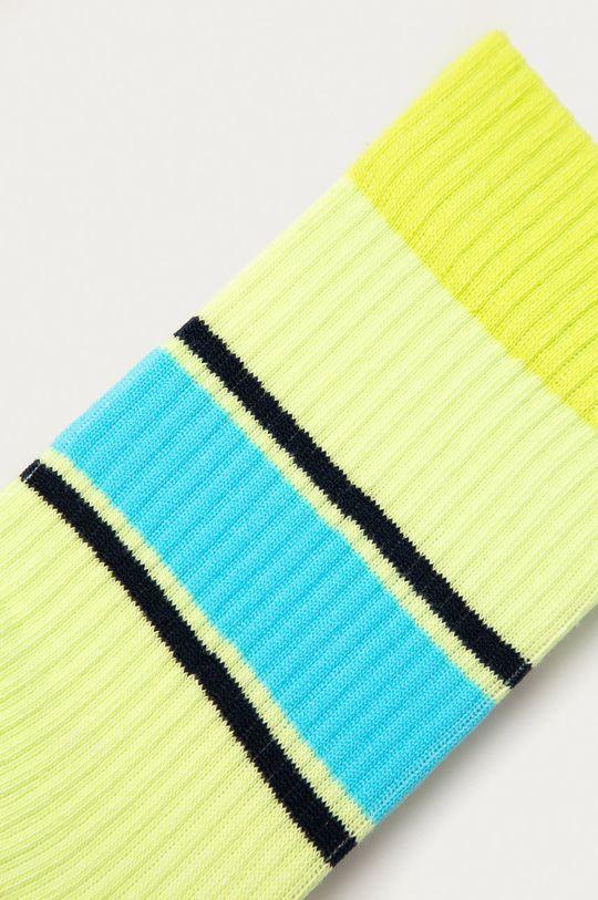 Tommy Jeans - Ponožky (2-pack) zelená