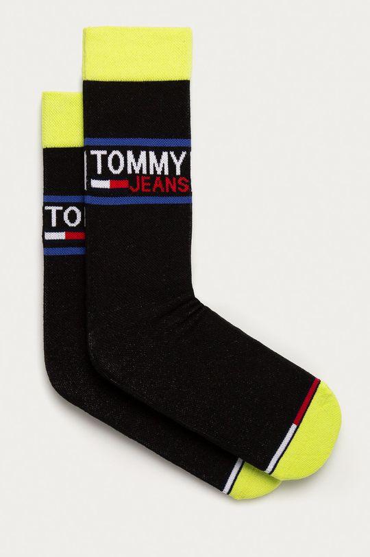 czarny Tommy Jeans - Skarpetki (2-pack) Unisex