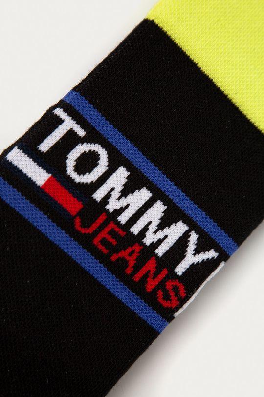Tommy Jeans - Skarpetki (2-pack) czarny
