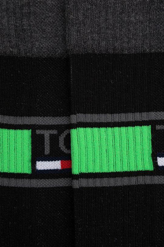 Tommy Jeans - Ponožky (2-pak) čierna