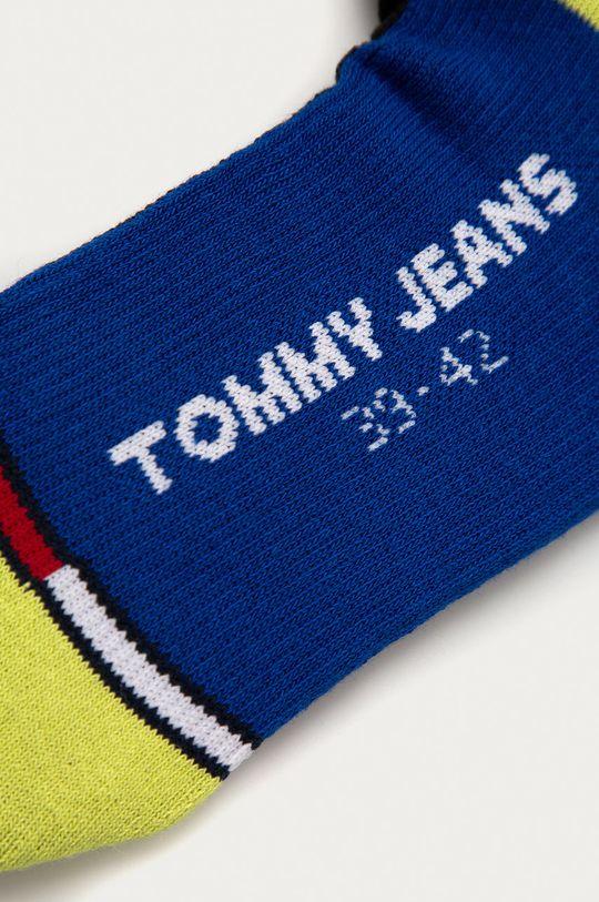 Tommy Jeans - Ponožky (2-pack) černá