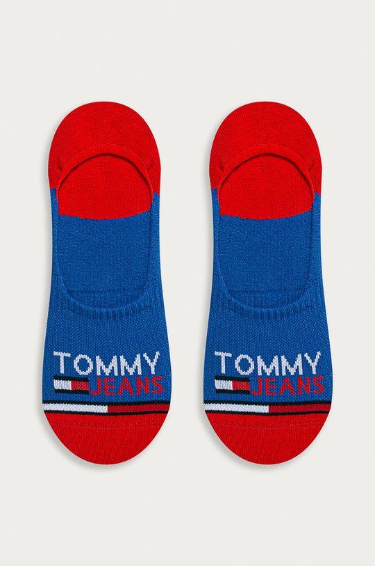 niebieski Tommy Jeans - Stopki (2-pack) Unisex