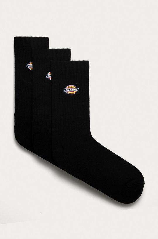 černá Dickies - Ponožky (3-pack) Unisex