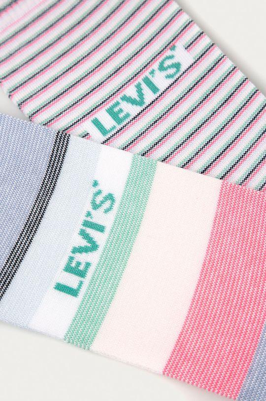 Levi's - Ponožky (2-pack) růžová