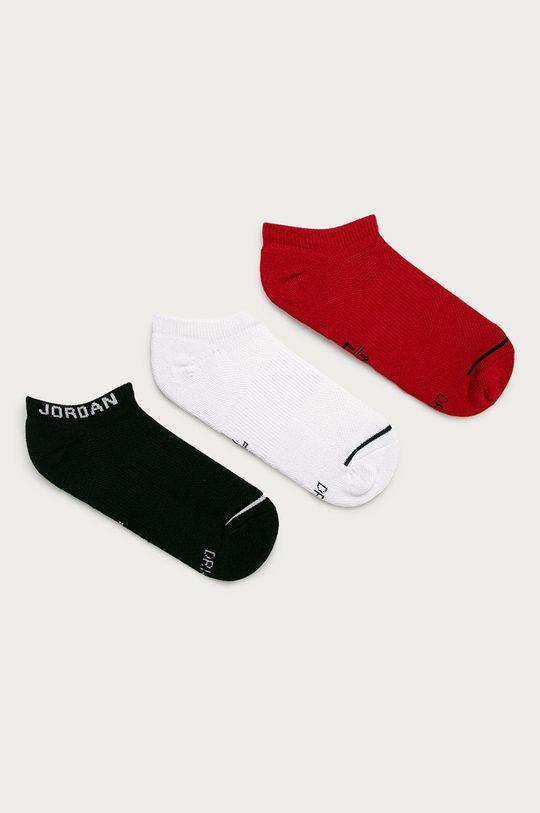 multicolor Jordan - Stopki (3-pack) Unisex