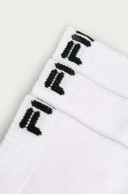 Fila - Skarpetki (3-pack) biały