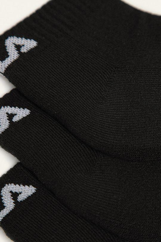 Fila - Ponožky (3-pack) černá