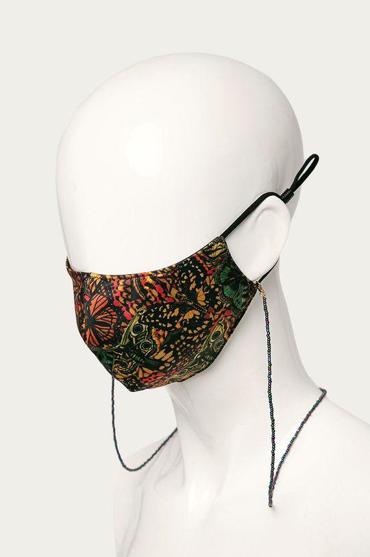 Desigual - Maseczka ochronna multicolor